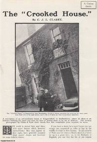 The Crooked House, Kingswinford, Birmingham. A rare original article from the Wide World...