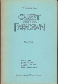 image of Quest for the Faradawn