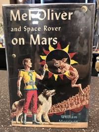 MEL OLIVER AND SPACE ROVER ON MARS