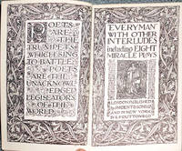 """Everyman"""" With Other Interludes Including Eight Miracle Plays (Everyman Library)"""