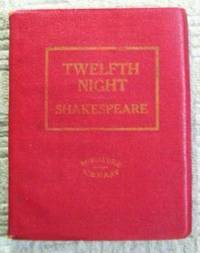 Twelfth Night & What You Will ( Little Leather Library, Red Miniature Library)