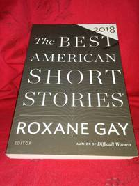image of The Best American Short Stories 2018