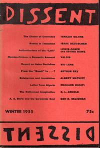 image of Dissent:  Quarterly of Socialist Opinion: Volume  II, No. 1: Winter, 1955