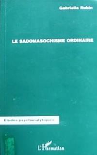 image of Le sadomasochisme ordinaire