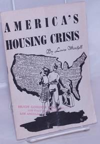 image of America's housing crisis