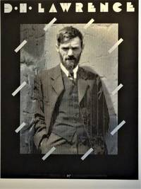 "Promotional Poster  for ""D.H. Lawrence and New Mexico."""