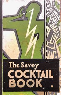 Savoy Cocktail Book . by  Harry Craddock - Hardcover - First American - 1930 - from Omnivore Books (SKU: 0089)