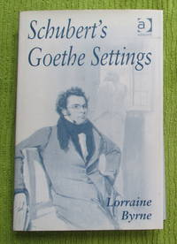image of Schubert's Goethe Settings