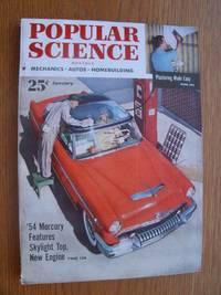 image of Popular Science Magazine: January 1954