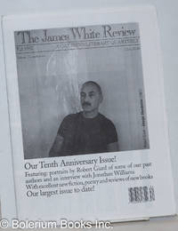 image of The James White Review: a gay men's literary quarterly; vol. 11, #1, Fall 1993: 10th Anniversary - Robert Giard Author Portraits