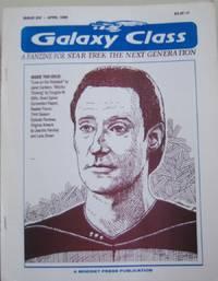 Galaxy Class Issue Six (6) April 1990