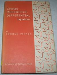 Ordinary Difference-Differential Equations
