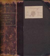 Journal of the Microscopical Society. Series II, Volume III