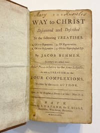 The Way to Christ Discovered and Described