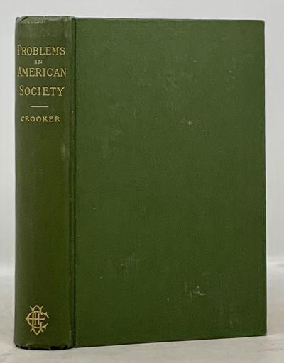 Boston: George H. Ellis, 1889. 1st Edition. PRESENTATION COPY, with