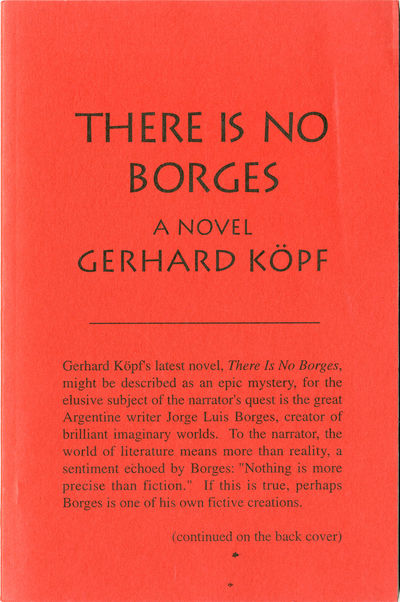 New York: George Braziller, 1993. Printed red wrappers. Uncorrected page proofs of the first US edit...