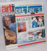 Artifacts: monthly fine-art magazine [two issues: Vol. 1 no. 1, vol. 2 no. 1)
