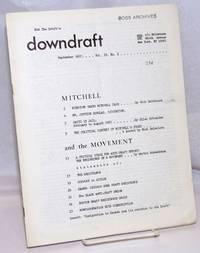 image of End the Draft's Downdraft. Vol. IV, no. 2 (September 1967)