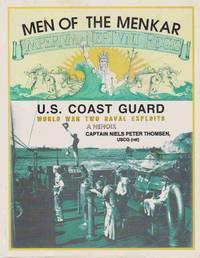 image of MEN OF THE MENKAR United States Coast Guard World War Two Naval Exploits