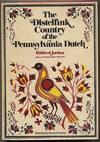 The Distelfink Country Of the Pennsylvania Dutch