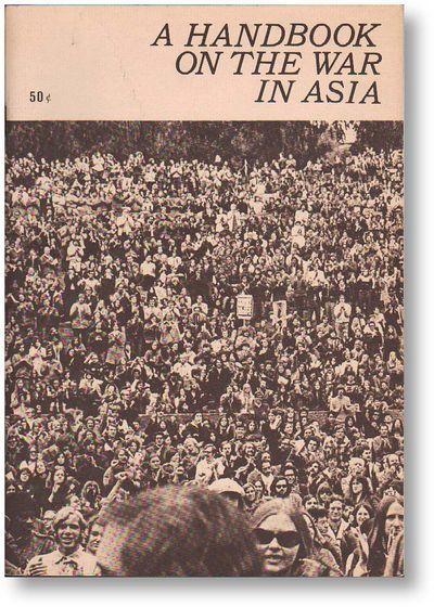 Berkeley: University of California, Berkeley, 1970. First Edition. Octavo. Staple-bound, pictorial w...