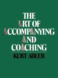image of The Art of Accompanying and Coaching