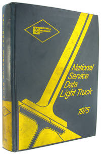 National Service Data 1975 Light Truck Annual (Mitchell Manuals).