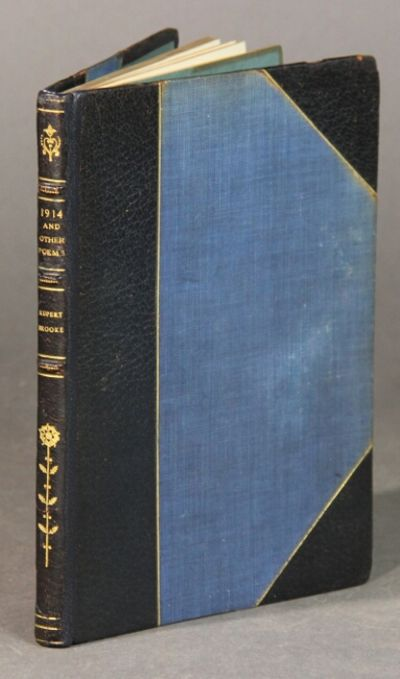 Garden City, New York: Doubleday, Page & Co, 1915. First American (copyright) edition, 8vo, pp. , 11...