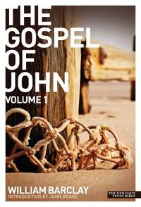 image of New Daily Study Bible - The Gospel of John (Volume 1)