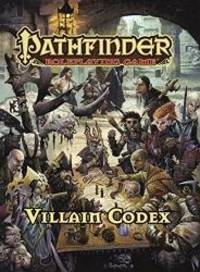 image of Pathfinder Roleplaying Game: Villain Codex
