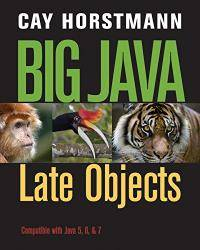 image of Big Java: Late Objects 1e + WileyPLUS Registration Card