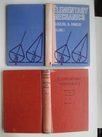 image of Elementary mechanics: volumes 1 (metricated) and 2