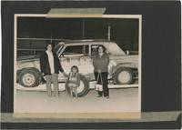 Archive of original photographs of race car driver Don Darling, 1972-1974
