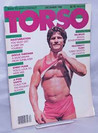 image of Torso: man to man contact; vol. 1, #6, December 1982: Masturbation; you must get a grip on yourself