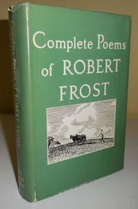 Complete Poems of Robert Frost