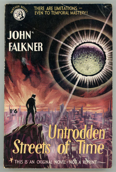 London: Panther Books, 1954. Octavo, cover art by John Richards, pictorial wrappers. First edition. ...