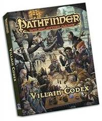 image of Pathfinder Roleplaying Game: Villain Codex Pocket Edition
