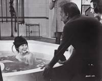 image of Secret Ceremony (Original photograph of Mia Farrow and Joseph Losey on the set of the 1968 film)