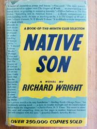 Native Son by Richard Wright - 1st Edition - 1940 - from Atticism Gallery Sydney (SKU: 1550975138431)