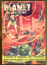Planet Stories: January, 1954