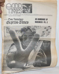 image of Good Times: formerly San Francisco Express Times; vol. 2, #14, April 9, 1969: An Abundance of Nakedness
