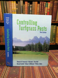 image of Controlling Turfgrass Pests (3rd Edition)