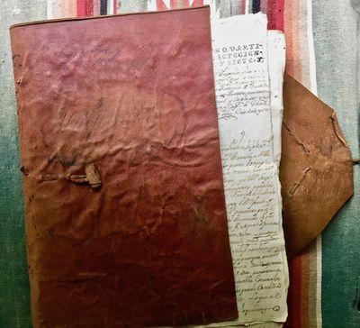 San Andres Chalchicomula and Tepeaca, Mexico, 1747-1749 . Folio, manuscript, 170 leaves (ff 35 - 208...