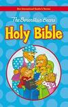 NIrV, The Berenstain Bears Holy Bible, Large Print, Hardcover (Berenstain Bears/Living Lights: A Faith Story)