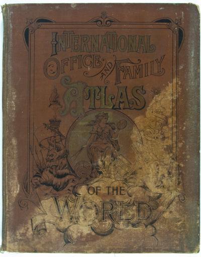 San Francisco: A. L. Bancroft & Company, 1891. Grand New Census Edition. Hardcover. fair. Folio. 309...