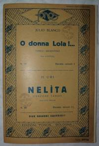 O DONNA LOLA!... - NELITA