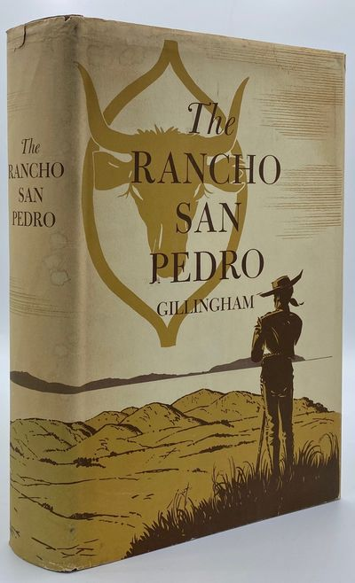 Los Angeles: Cole-Holmquist Press, 1961. First Edition. 473pp. Octavo Brown cloth with the title gil...