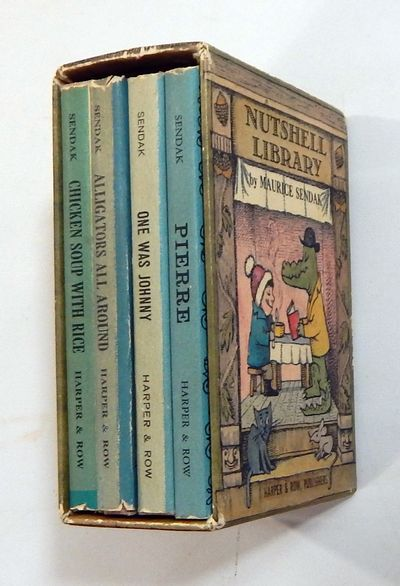 New York: Harper & Row, 1962. First edition. Hardcover. Fine. 4 volumes in jackets in the original b...