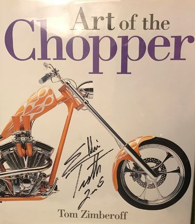 [St. Paul, MN: Motorbooks International, 2003. First Edition. Signed by well-known motorcycle design...