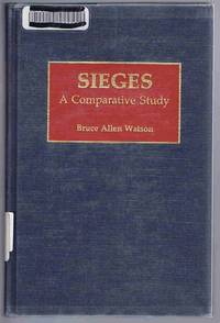 Sieges: A Comparative Study